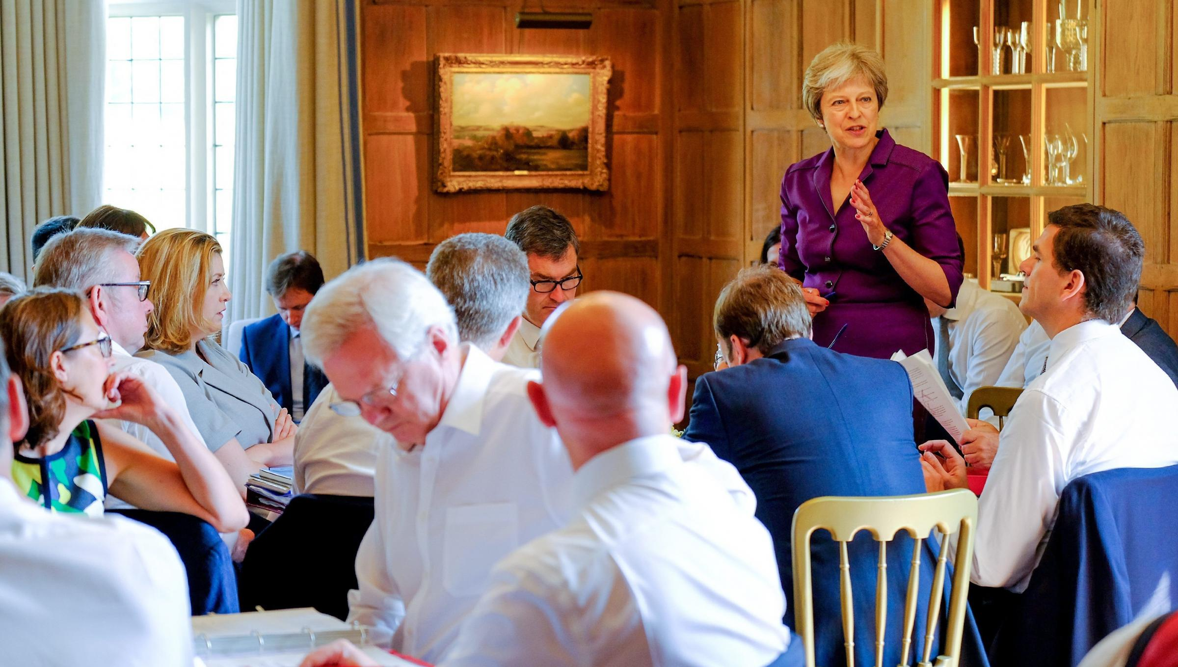 When it comes to May's Chequers plan, 'it's her way, or the highway'