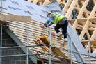 Output in the construction sector increased by 1.8%. Photograph: PA