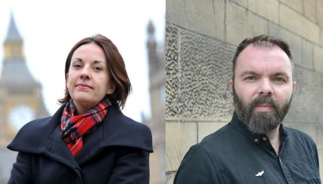 Stuart Campbell has described Kezia Dugdale's allegations as 'disgusting and totally false'