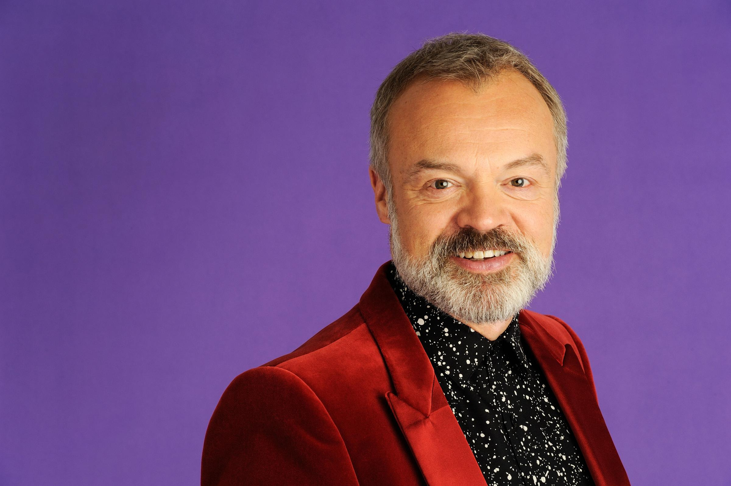 Graham Norton is back to meet more stars
