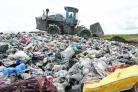 The amount of waste being sent to landfill was reduced by 2.2% since the previous year