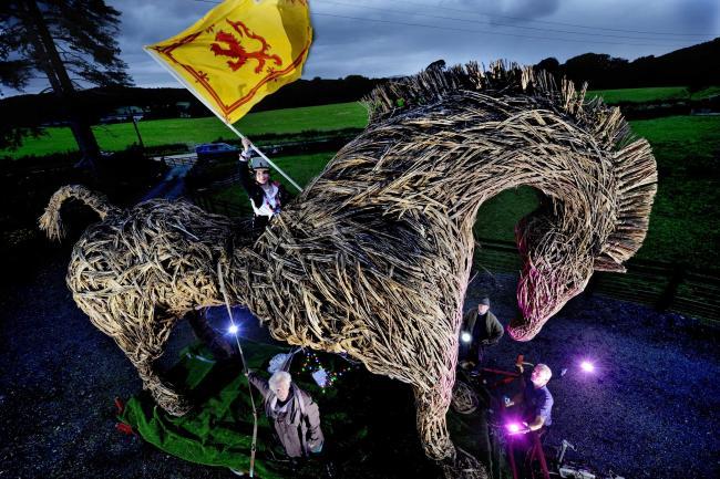 Scottish coastal town of Kirkcudbright set for Festival of Light