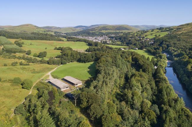 The Duke of Buccleuch has put nearly 9000 acres of agricultural and forestry land up for sale