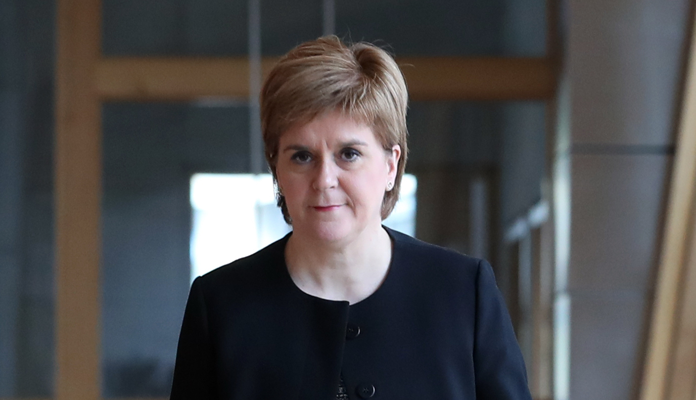 Nicola Sturgeon and the SNP have long been opposed to the Common Fisheries Policy