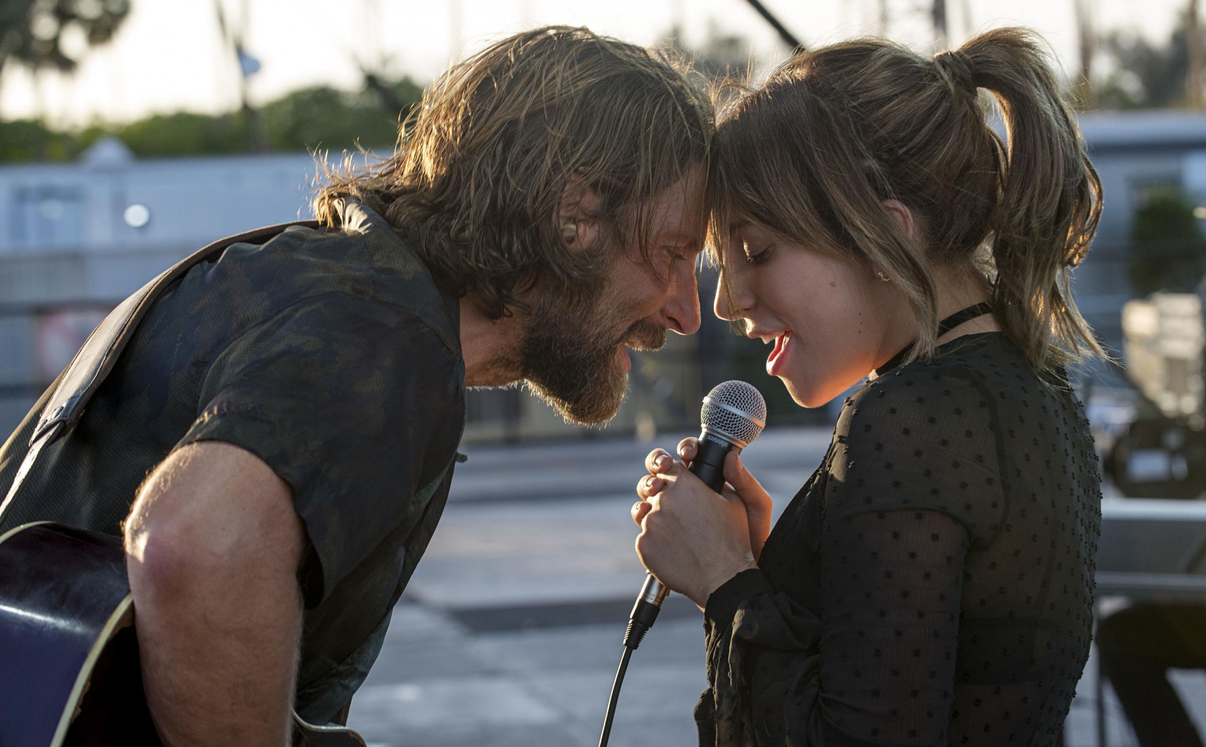 Cooper and Gaga are captivating in A Star Is Born