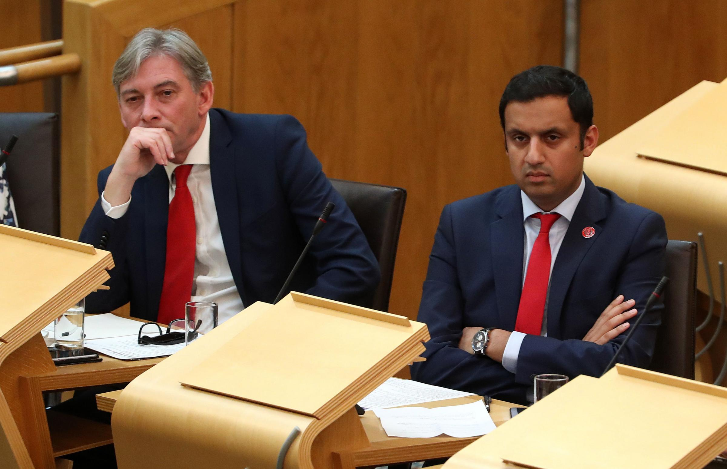 Anas Sarwar found out about his removal on Twitter