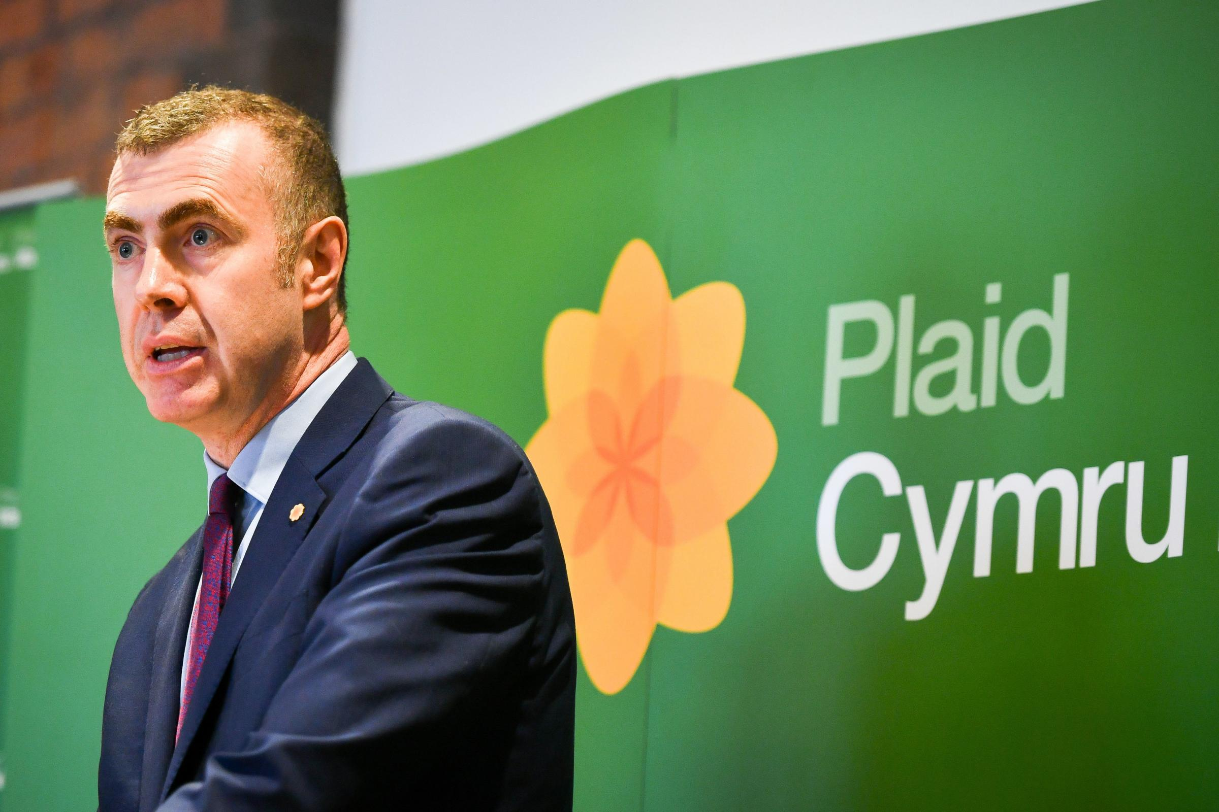 Adam Price, who recently became leader of Plaid Cymru