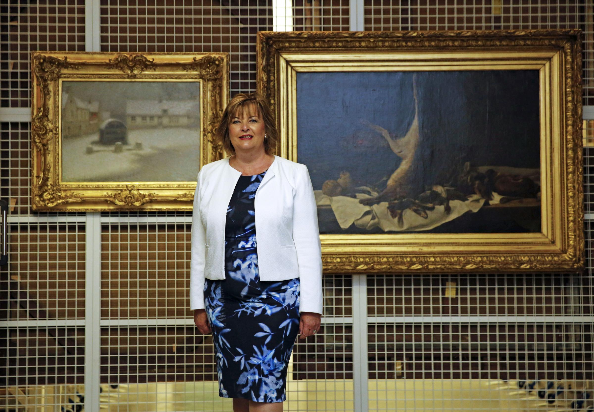 Fiona Hyslop said EU citizens in Scotland are 'welcome and valued'