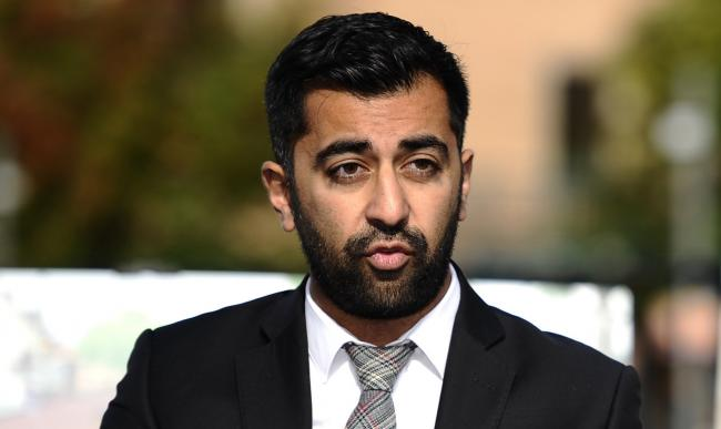 The group will be chaired by Justice Secretary Humza Yousaf