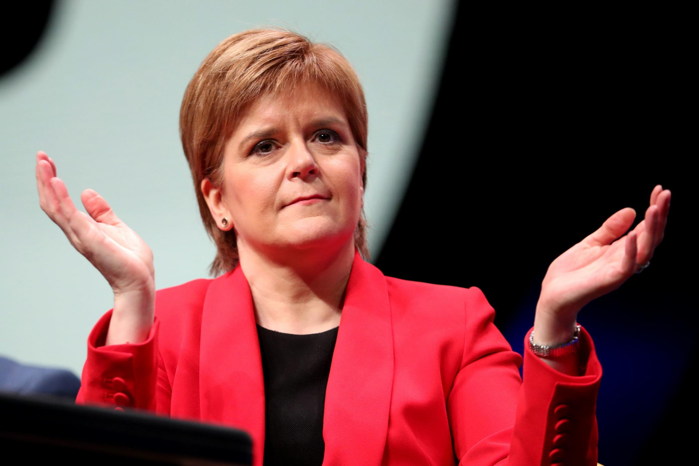 There have been calls for First Minister Nicola Sturgeon to take place in a TV debate on Brexit