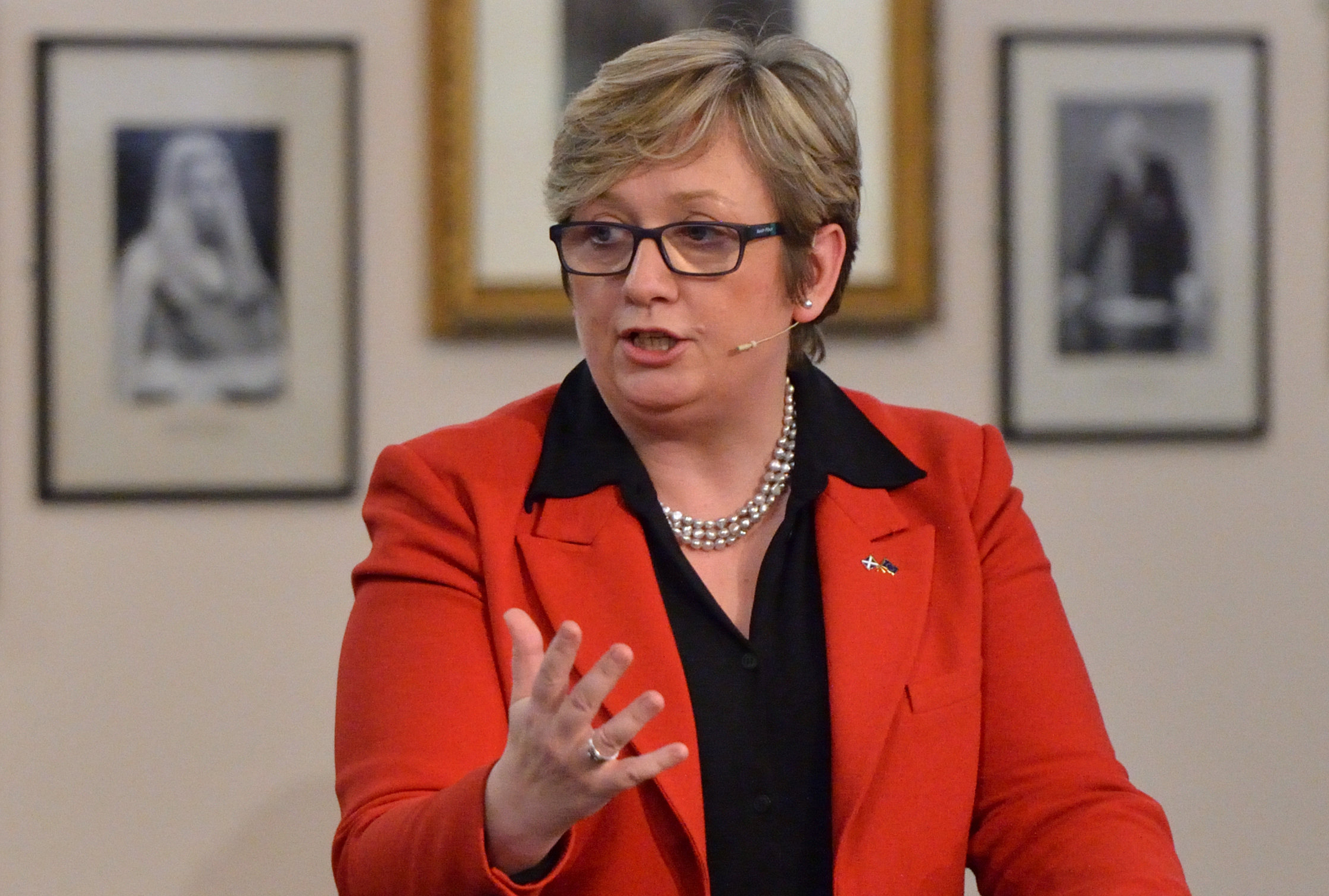 Joanna Cherry has suggested using a majority of Scottish MPs elected in a General Election as a justification to negotiate independence