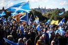 An AUOB spokesperson said the group are known for being a 'family friendly peaceful movement'