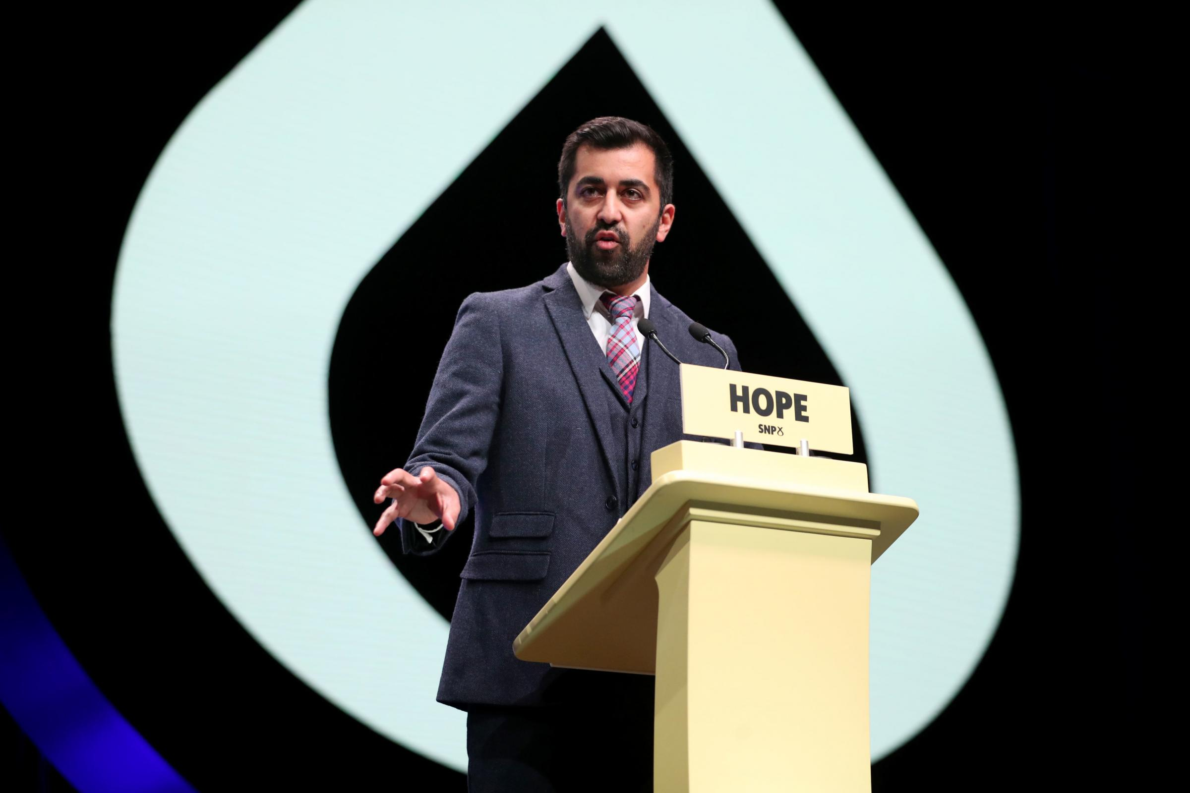 Humza Yousaf questioned 'structural racism' in the Labour Party