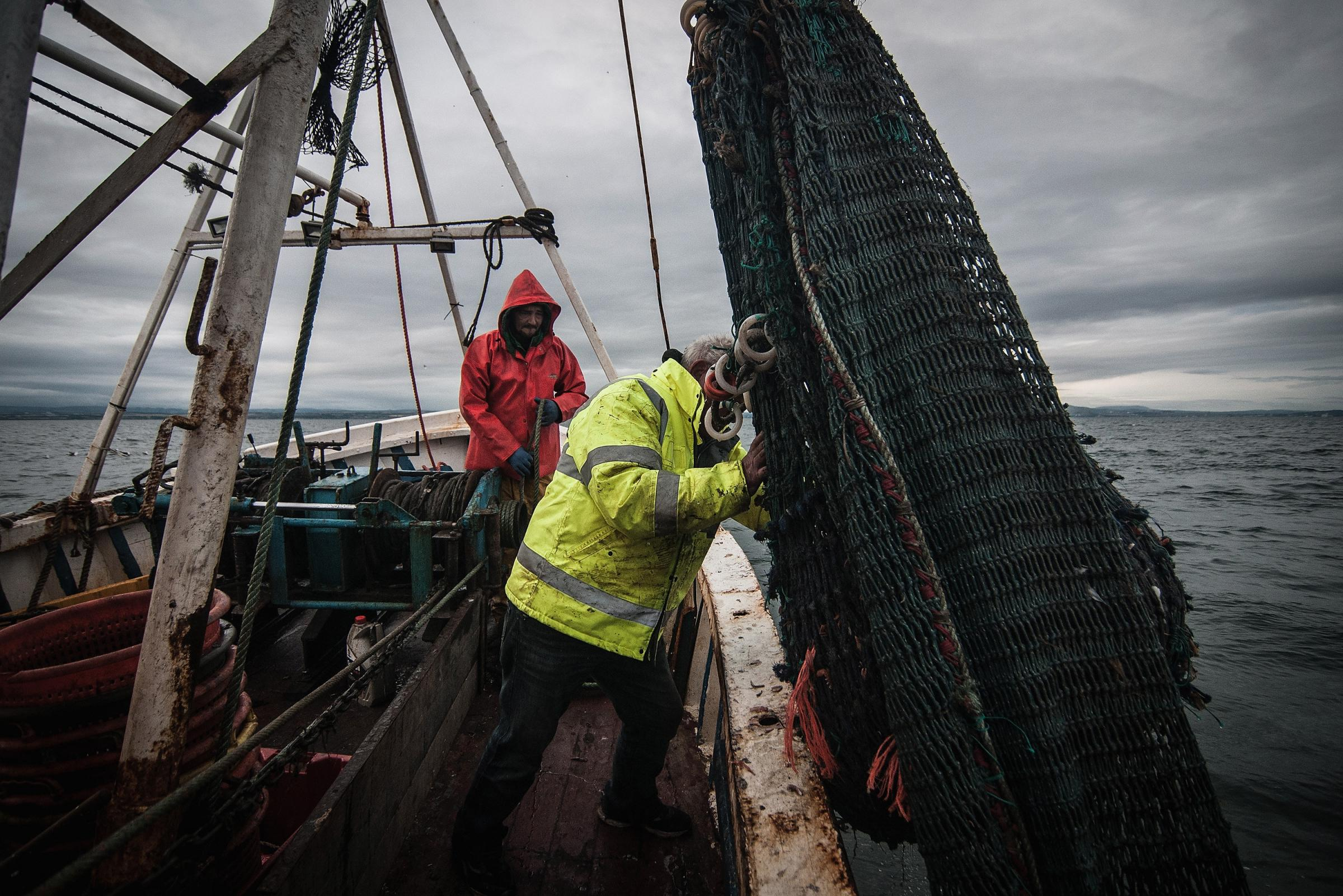 Fisheries management is not a reserved matter but is under threat due to the Brexit 'power grab'