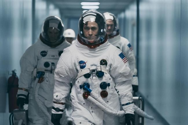 Ryan Gosling stars as Neil Armstrong