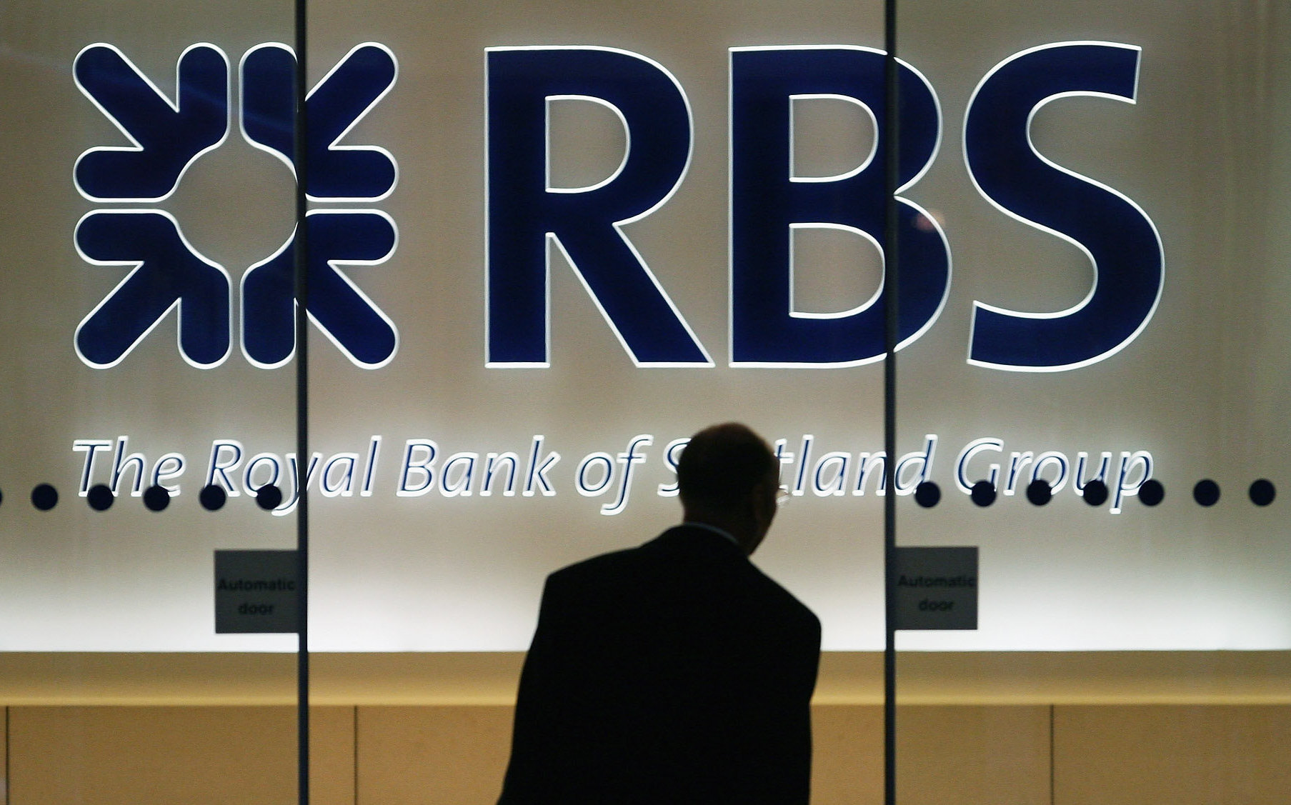 RBS almost collapsed in the 2008 financial crisis