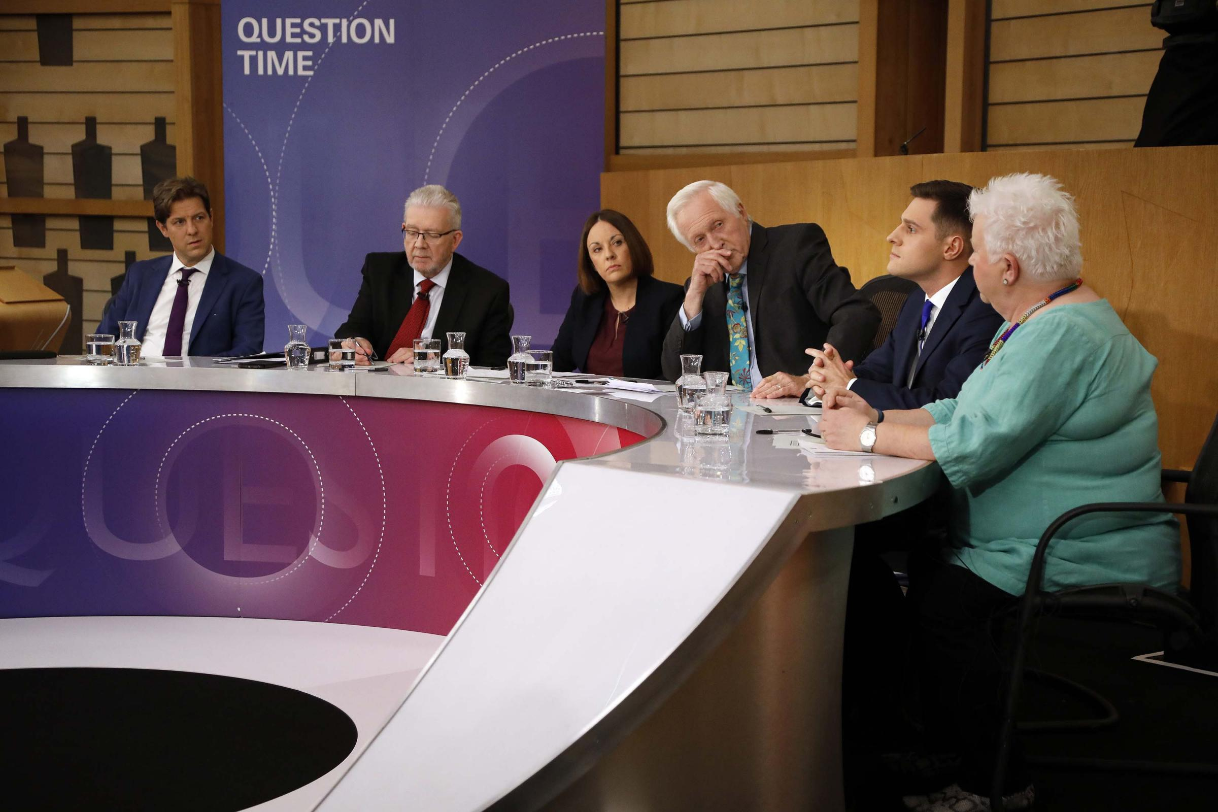 The BBC's Question Time faced criticism for the number of visits it had made to Scotland, and for the number of SNP politicians invited to appear relative to the LibDems