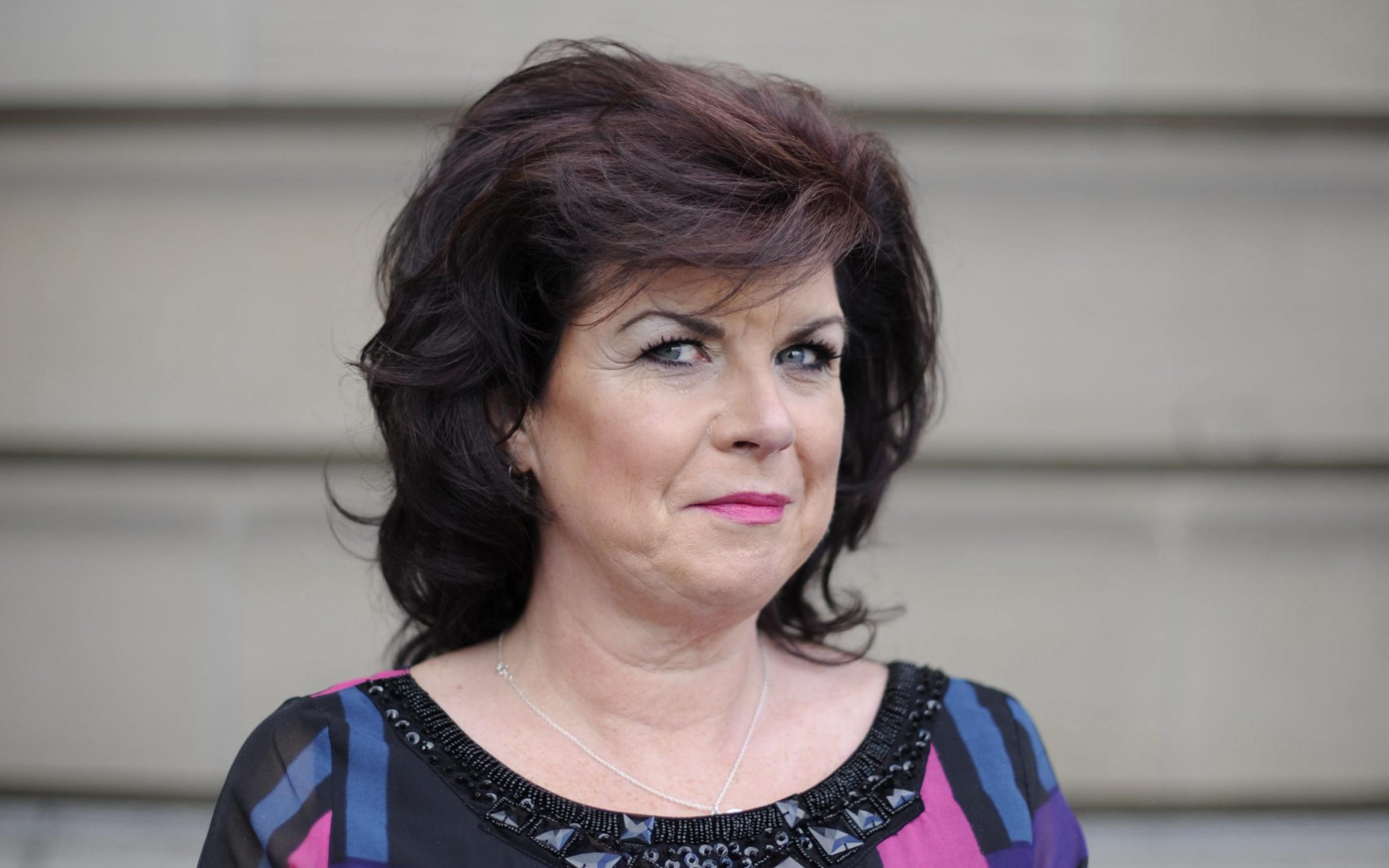 Elaine C Smith has been working on the project for the last two years