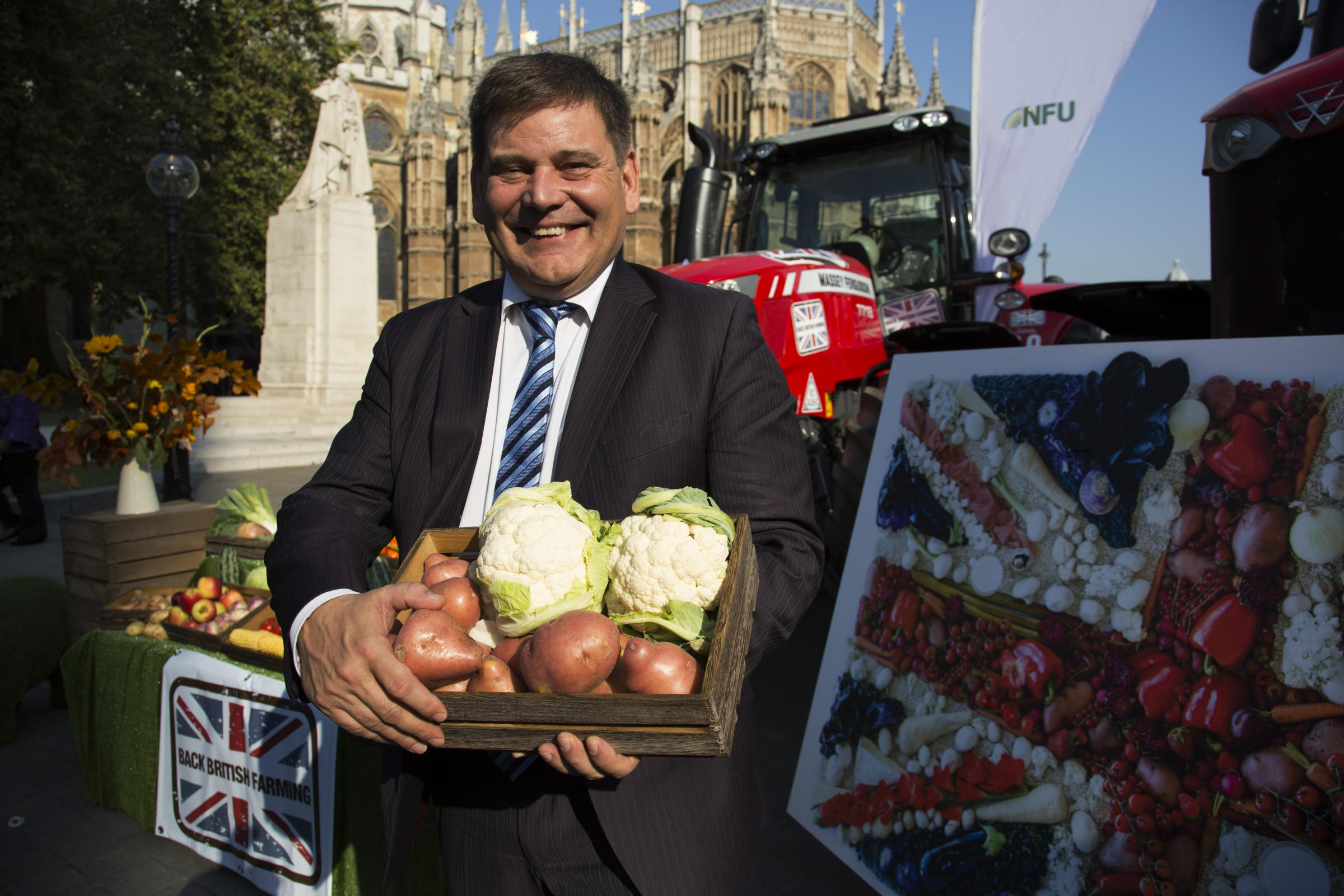 Andrew Bridgen clearly doesn't know his onions when it comes to Brexit