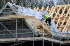 Of the total number of new builds 8767 are considered affordable