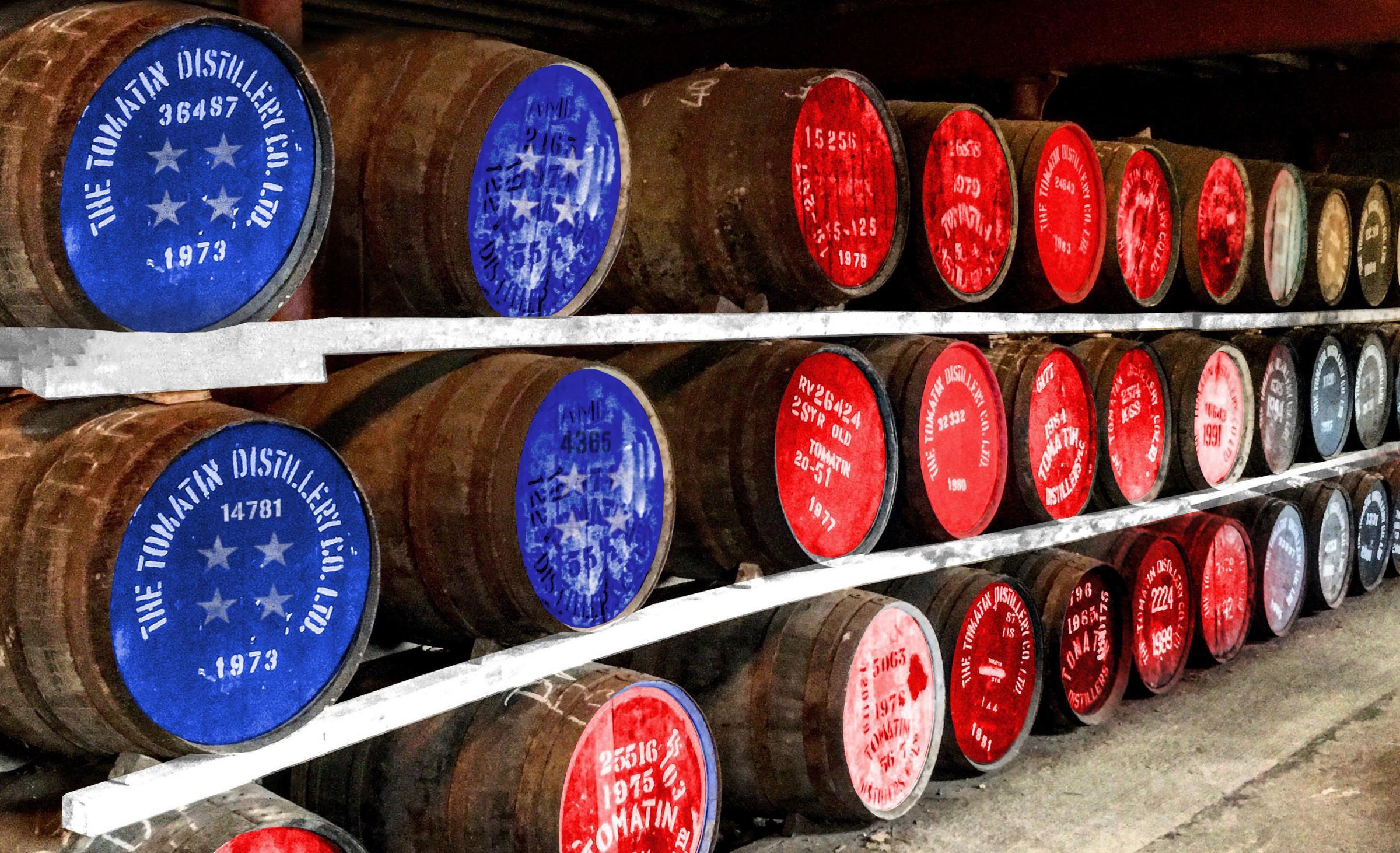 Scottish whisky brand named fastest growing single malt in the US