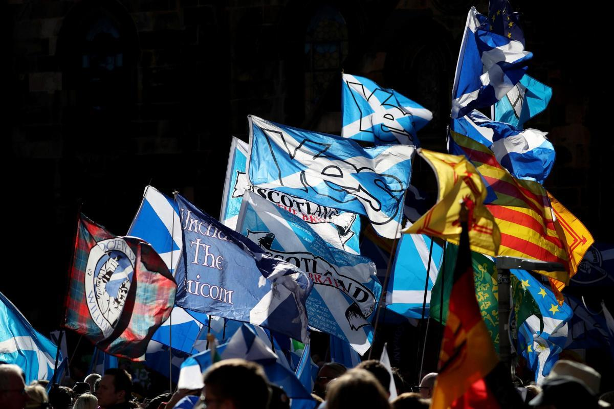 How to start a new country? To begin with, form a new Yes group