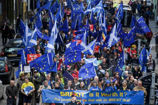 62% of Scots voted to Remain, but there will be no Scottish representation on the panel