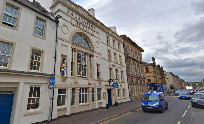 Management buyout sees Scottish hotel group stay in the