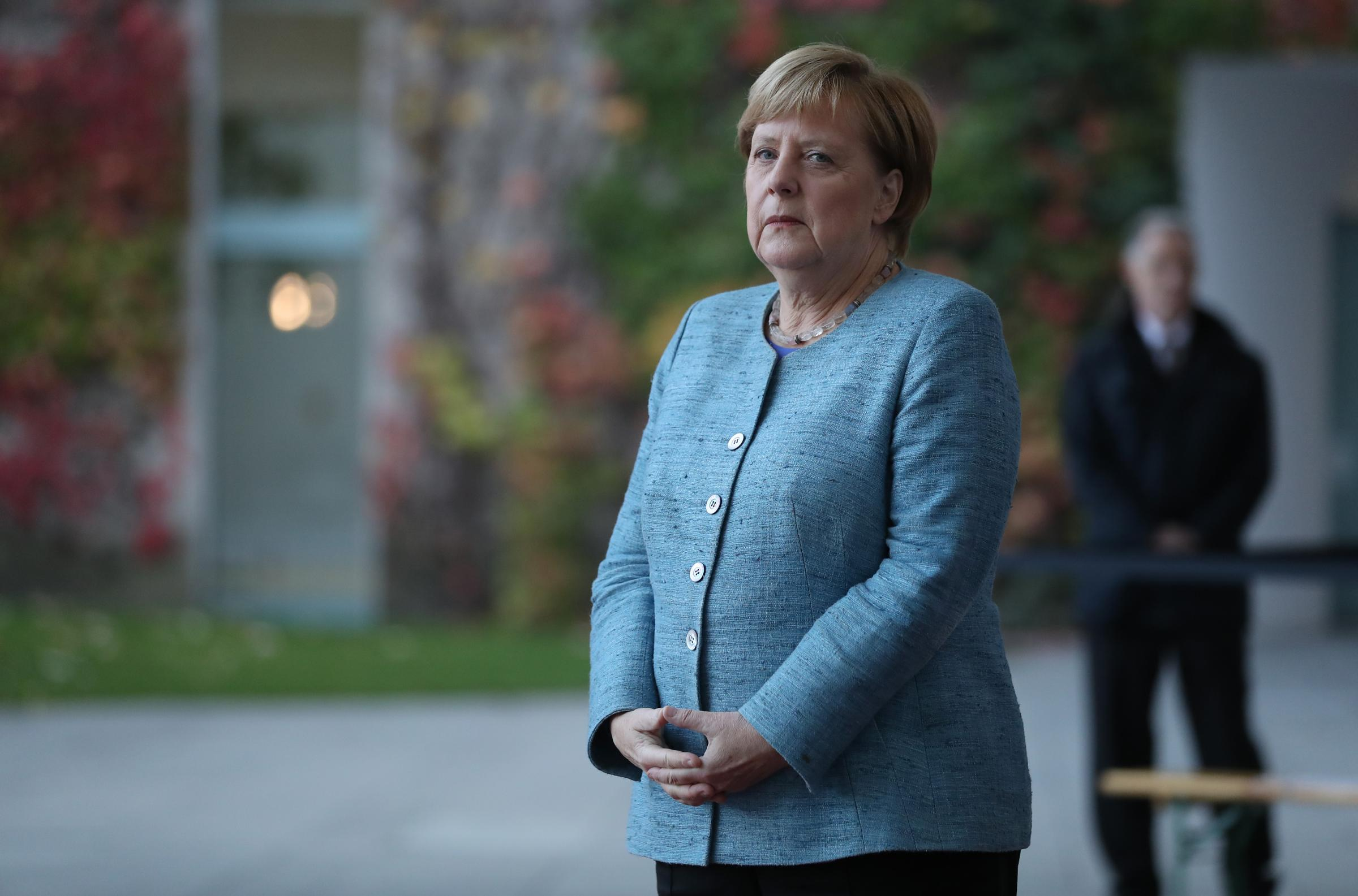 The German chancellor will soon step down after 13 years in power