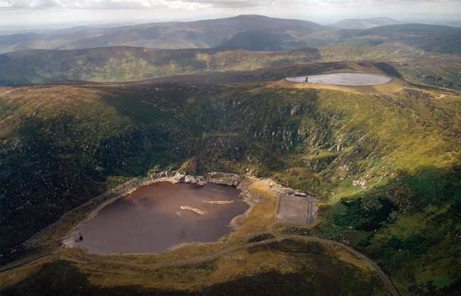 Scotland's landscape makes it the ideal location for pumped-storage hydroelectricity plants
