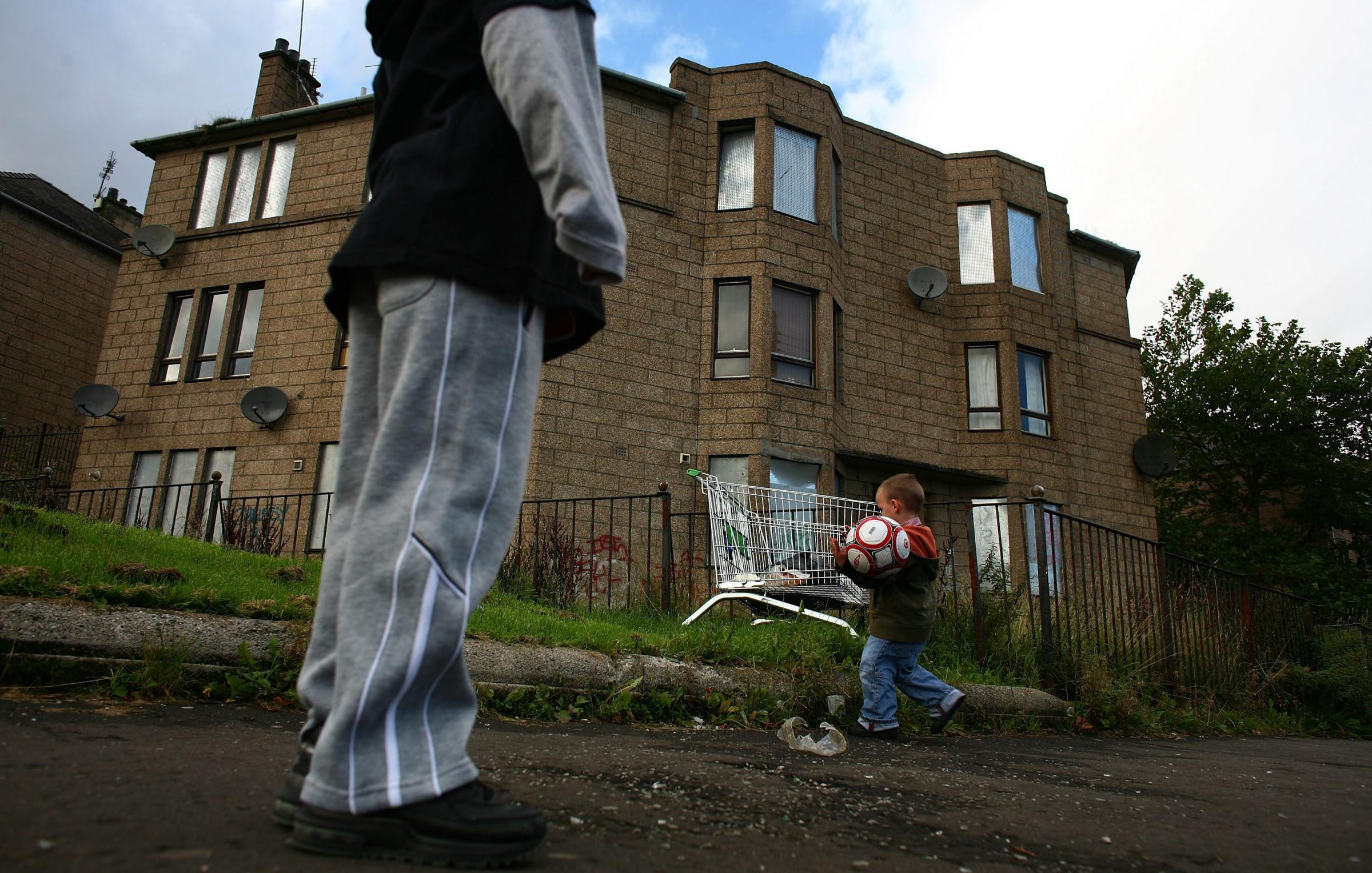 Campaigners want to change the public perception of poverty in Scotland