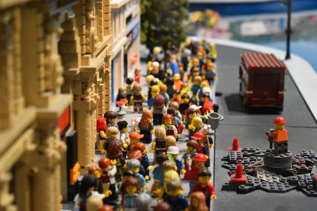 The National: Get great deals on Lego this Black Friday. Photo by Omar Albeik, Unsplash
