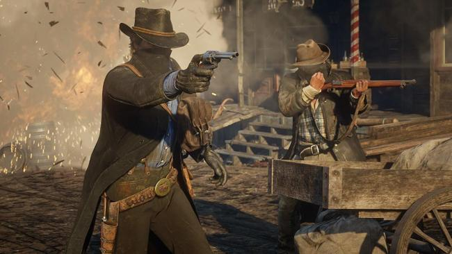 Huge Red Dead Redemption 2 release was ignored by arts