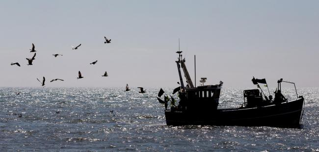 The deal would see EU fleets being allowed access to UK fishing waters