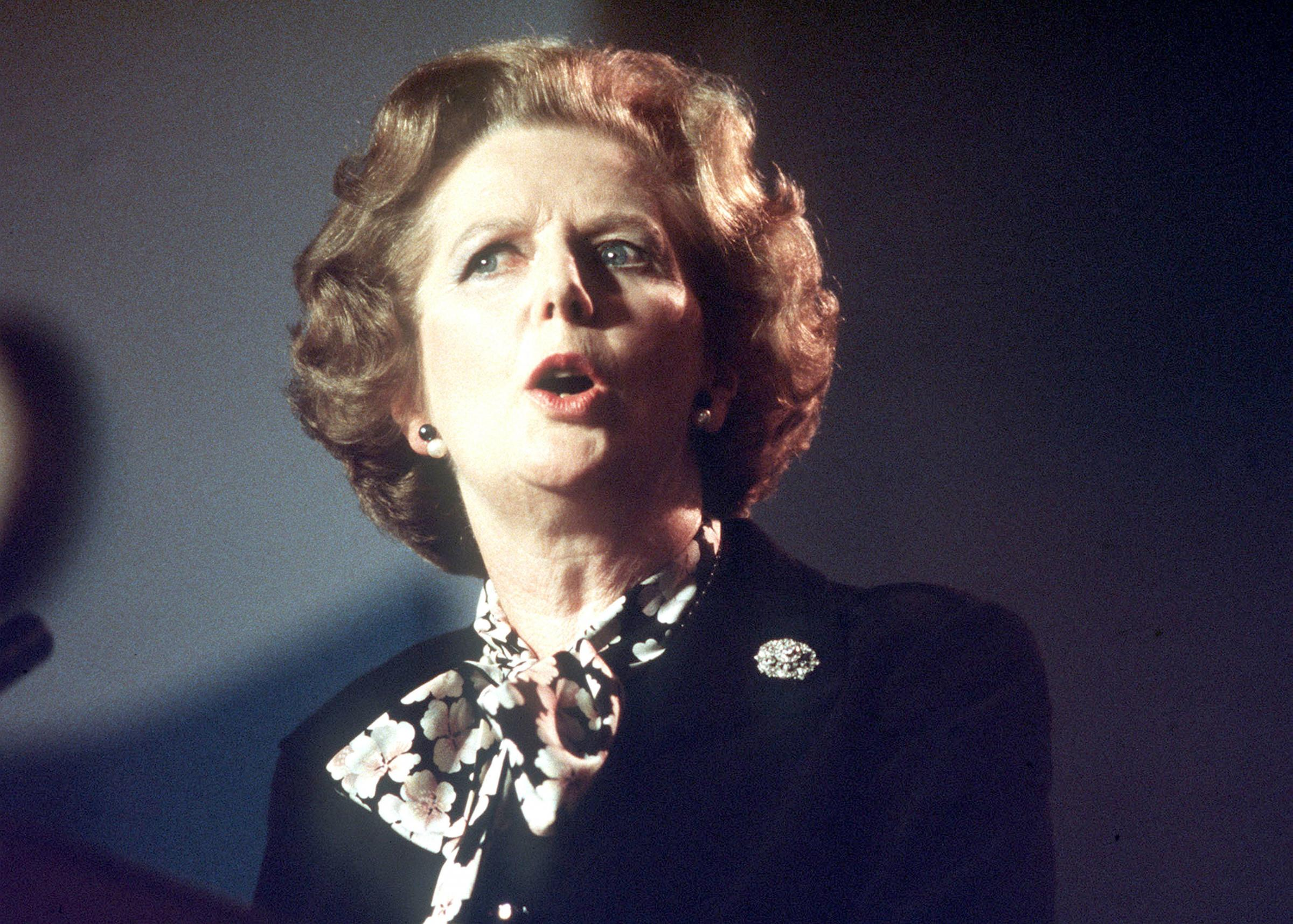 Margaret Thatcher made it clear that for the Tories, economics is a weapon, designed to enable certain goals to be reached