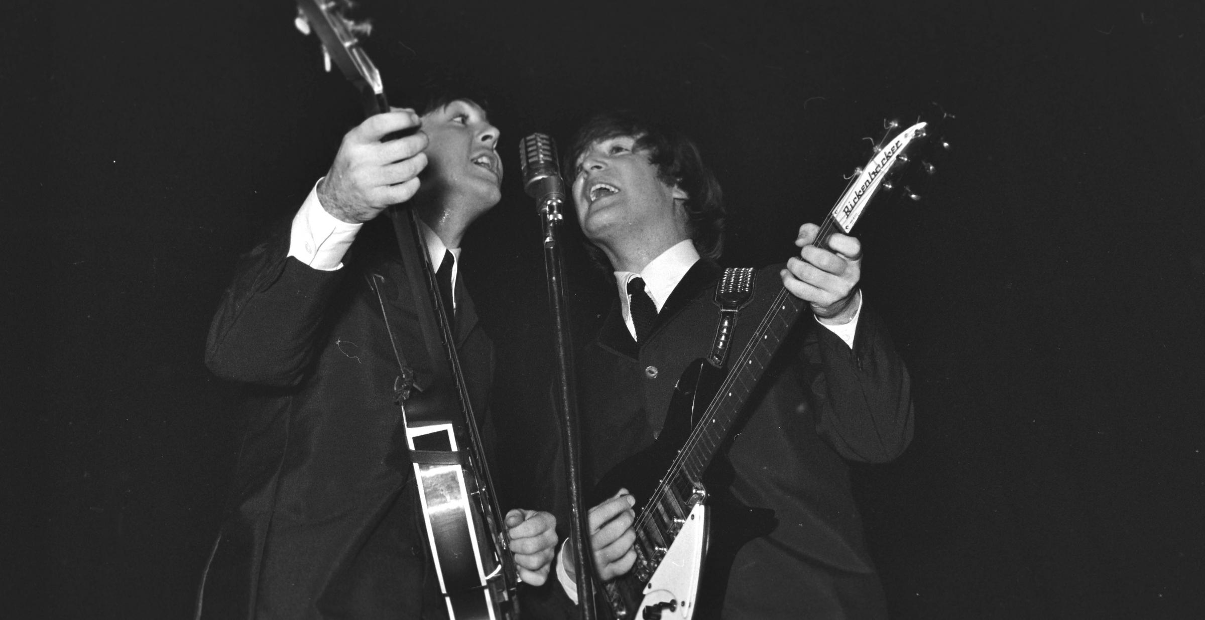 Beatlemania returns home to Scotland in art exhibition