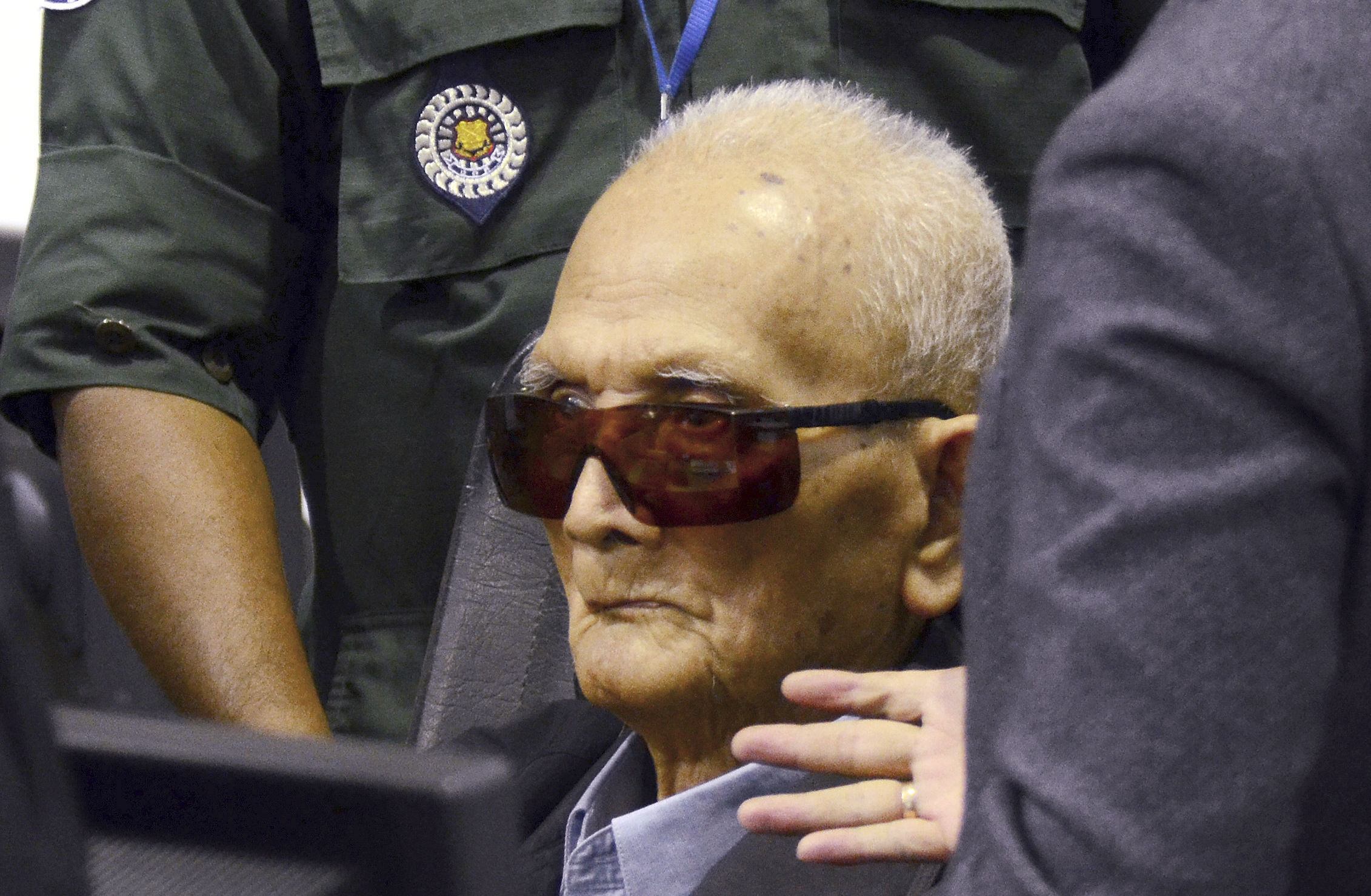 Nuon Chea, former Khmer Rouge chief ideologist, was convicted for his part in the deaths of an estimated 1.7 million Cambodians