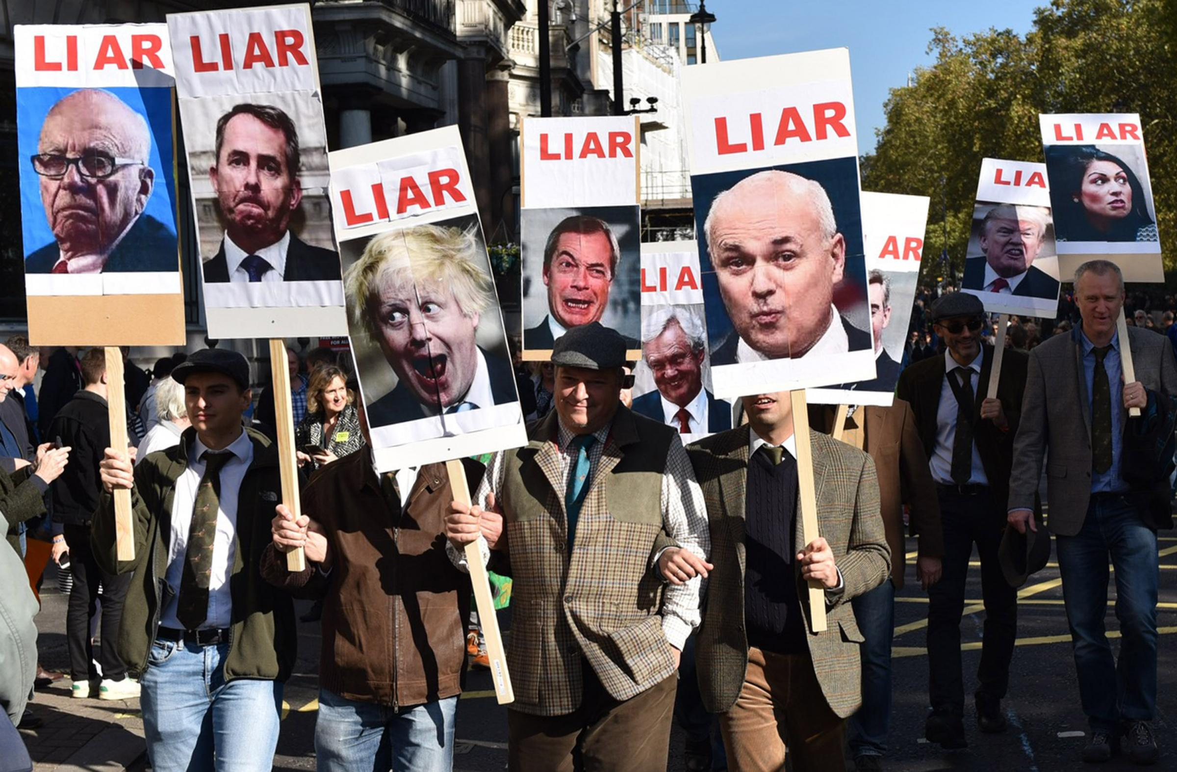 Everyone in the UK will suffer as a result of the lies of leave campaigners
