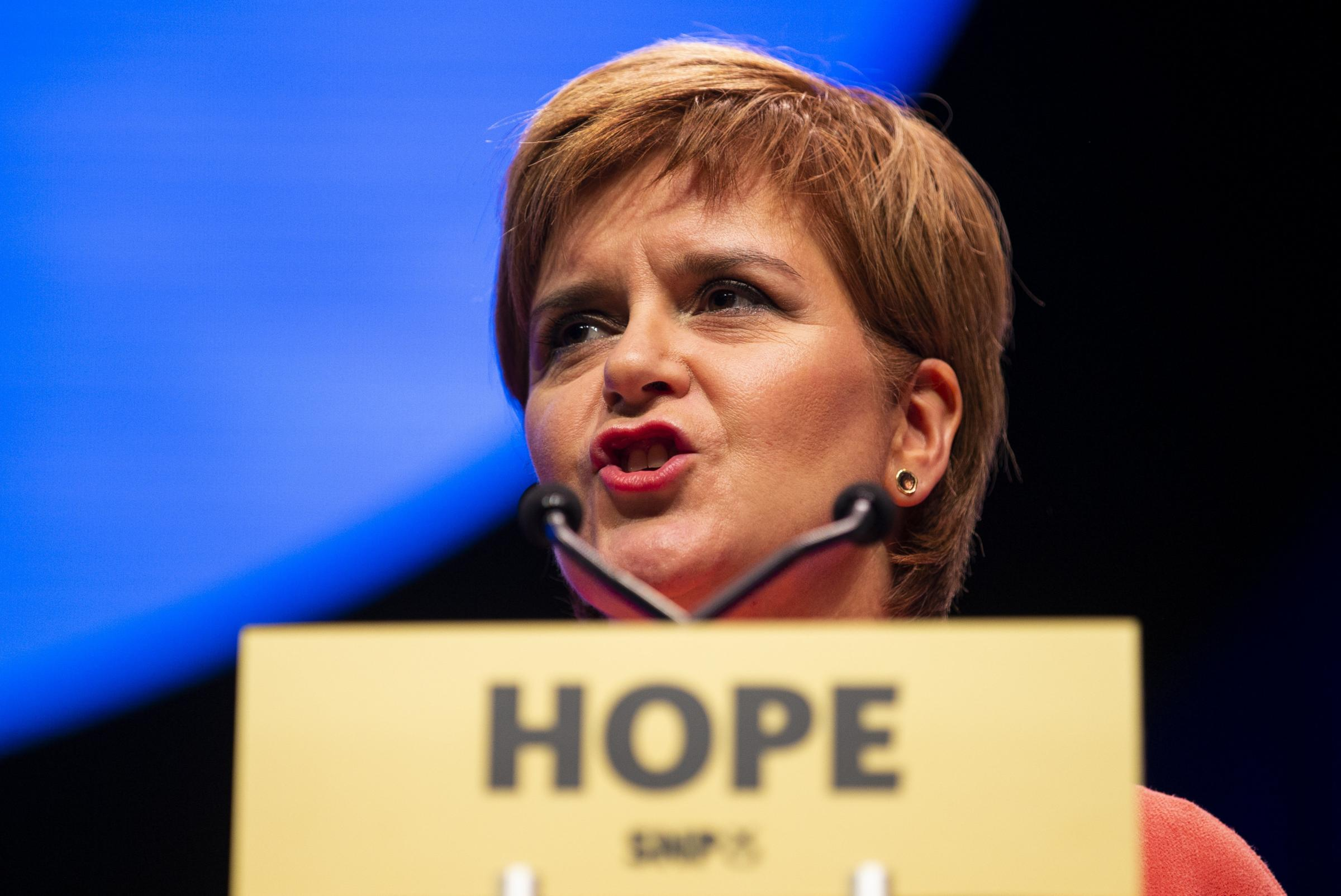 First Minister Nicola Sturgeon has an important decision to make on the timing of indyref2