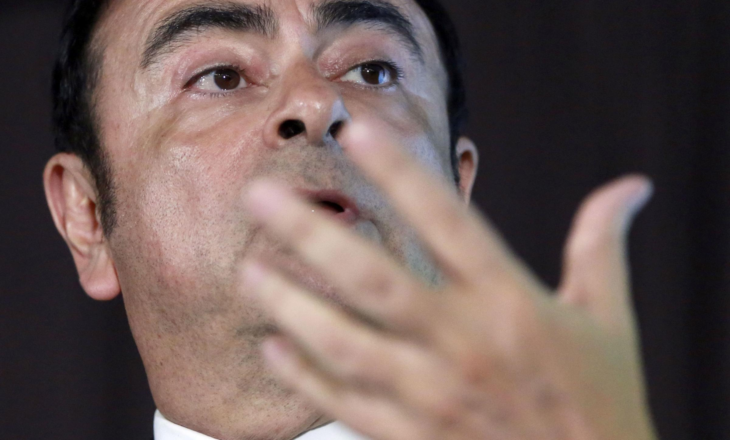 Carlos Ghosn under-reported his income for 'many years'