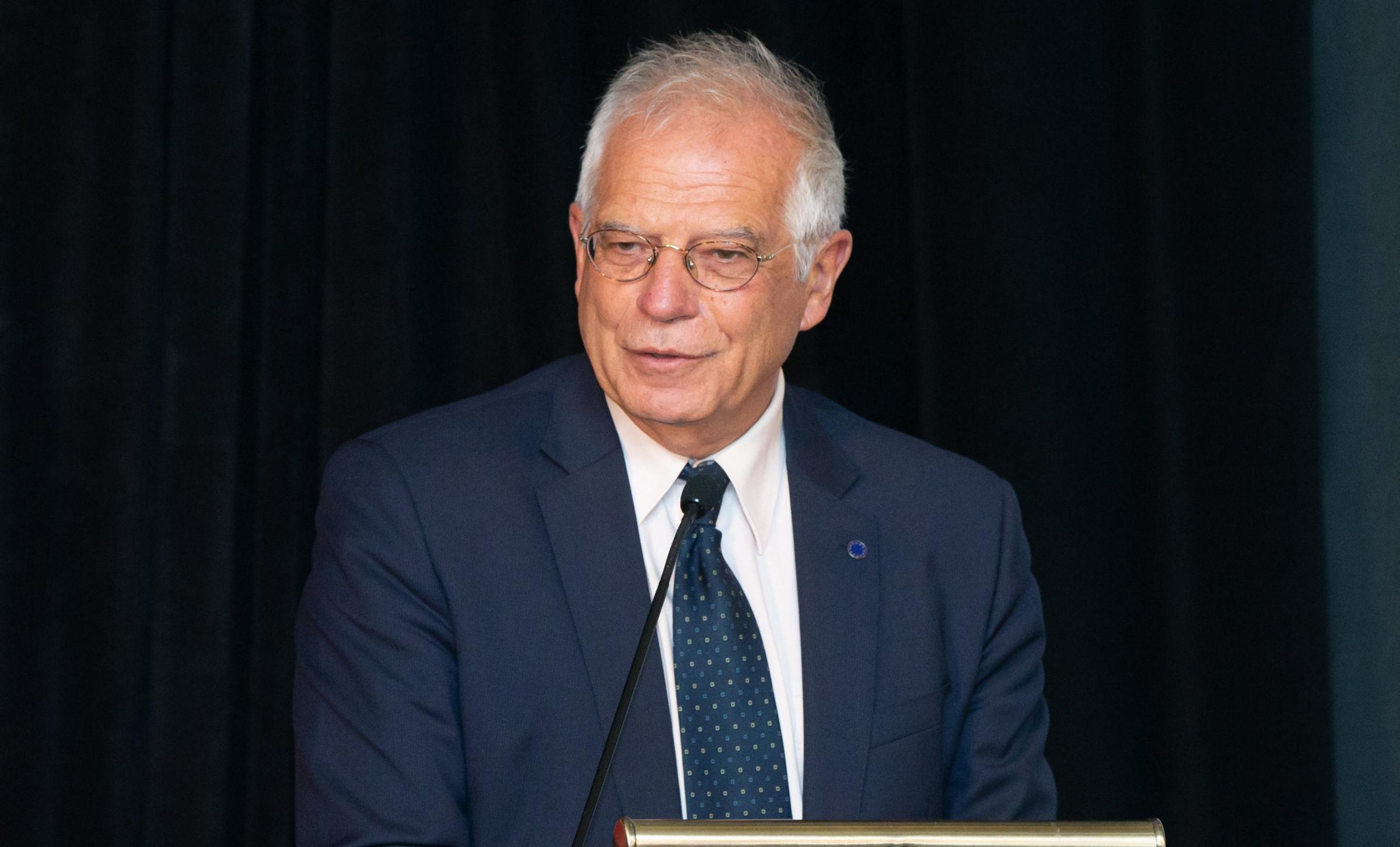 Josep Borrell would welcome an independent Scotland to the EU