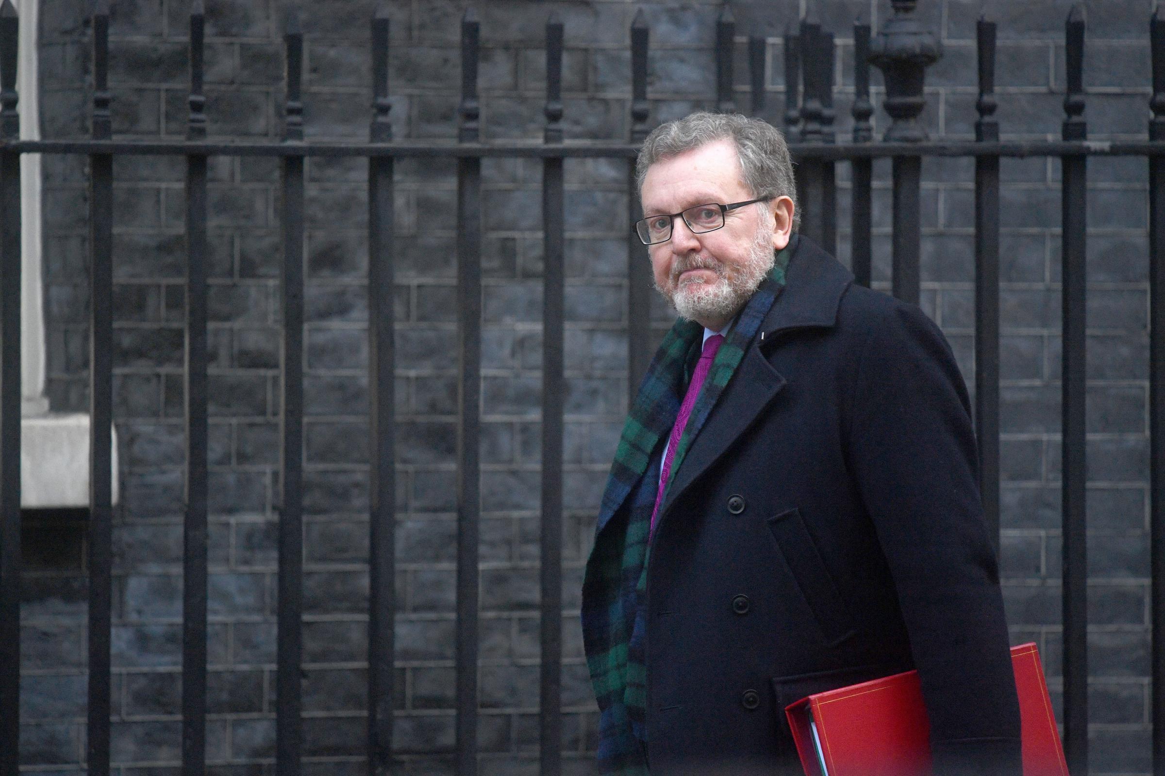 'Rank hypocrisy' – £120k spent on David Mundell's foreign trips