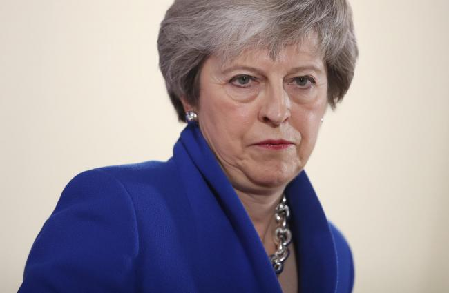Podcast: Theresa May has gone into hiding