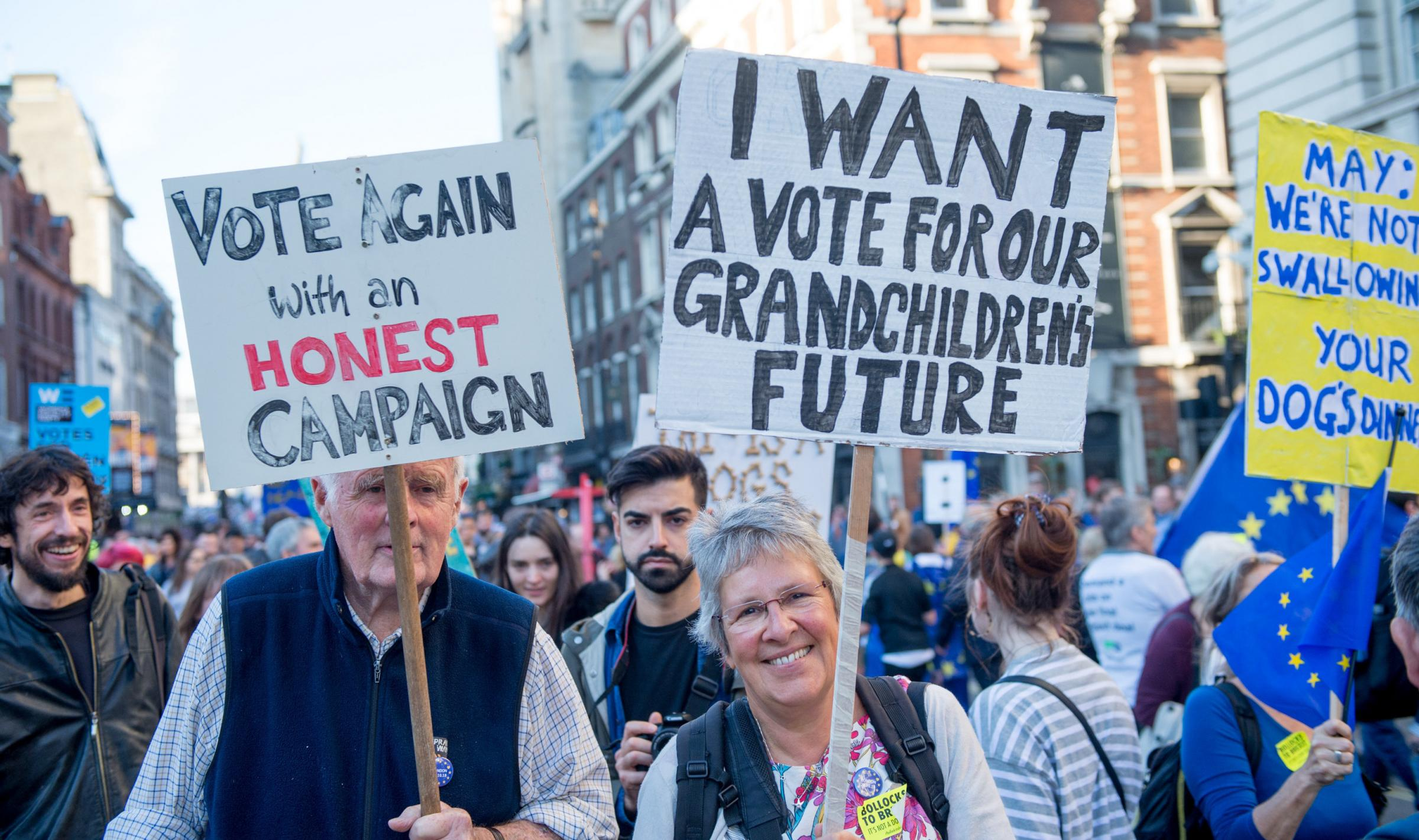 The advocates across the UK of a People's Vote deserve a voice in reasoned debate