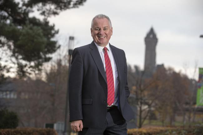 Former Scottish Labour leader and First Minister Jack McConnell