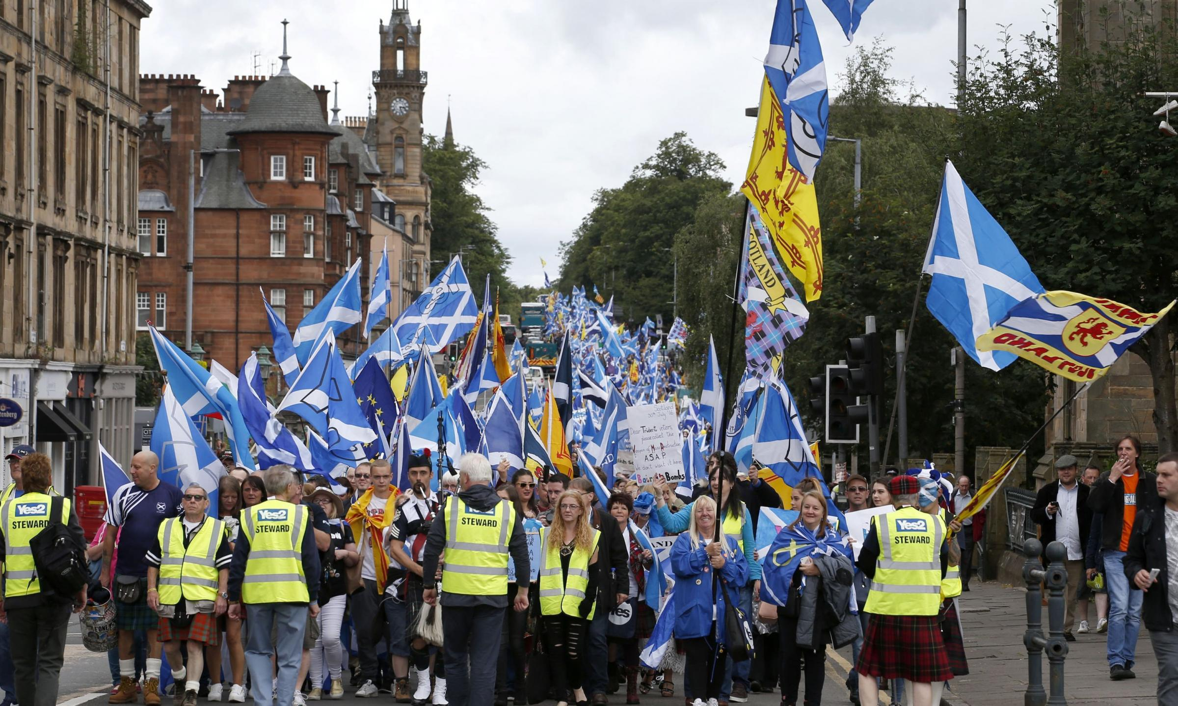 The Yes movement's busy calendar isn't slowing down