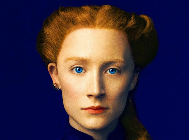 Saoirse Ronan will star in the upcoming Mary Queen of Scots film