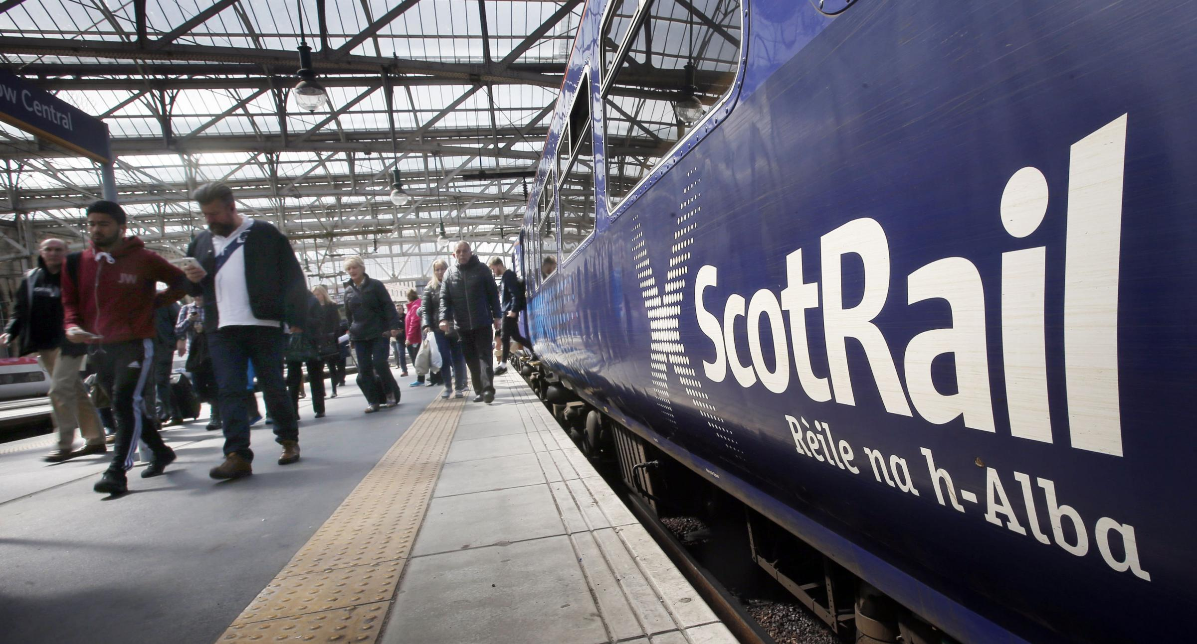 Scotrail has been heavily criticised after days of delays