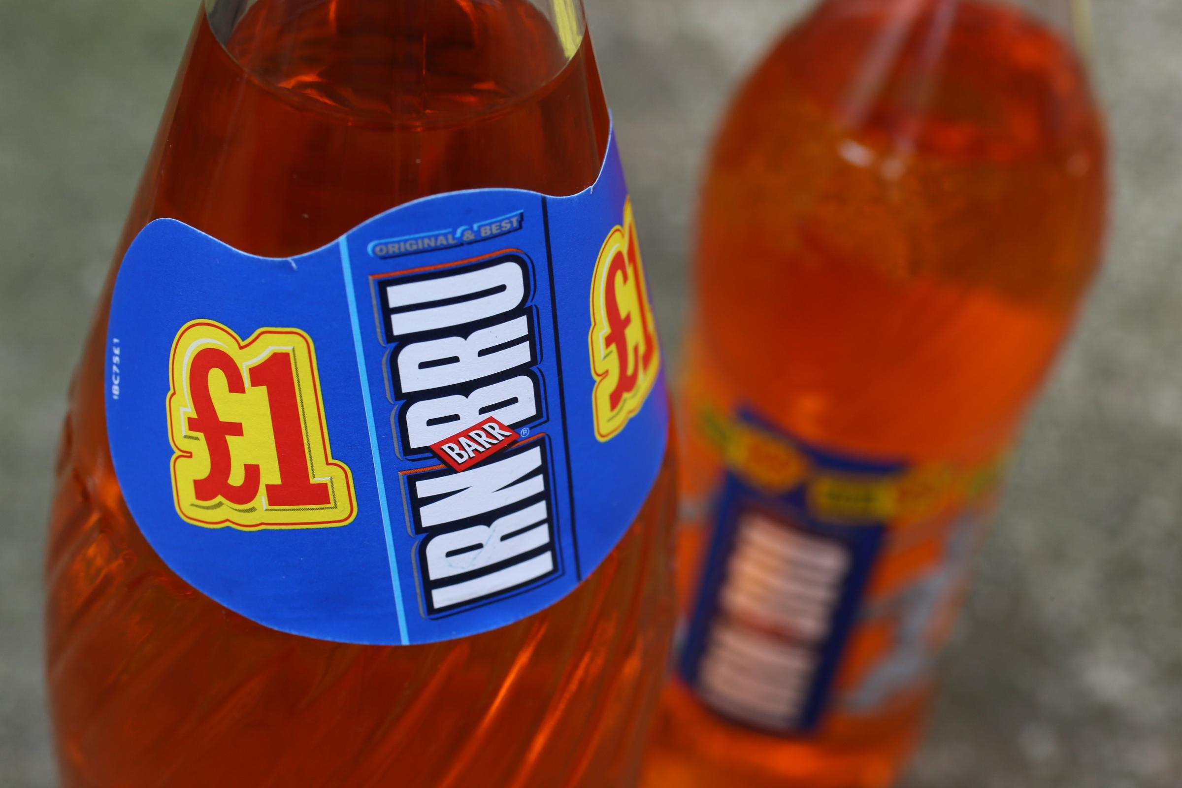 The total drinks equate to 600,000 drank a day in Scotland