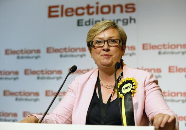Joanna Cherry has proposed the idea of a cross-party Government to set up a People's Vote